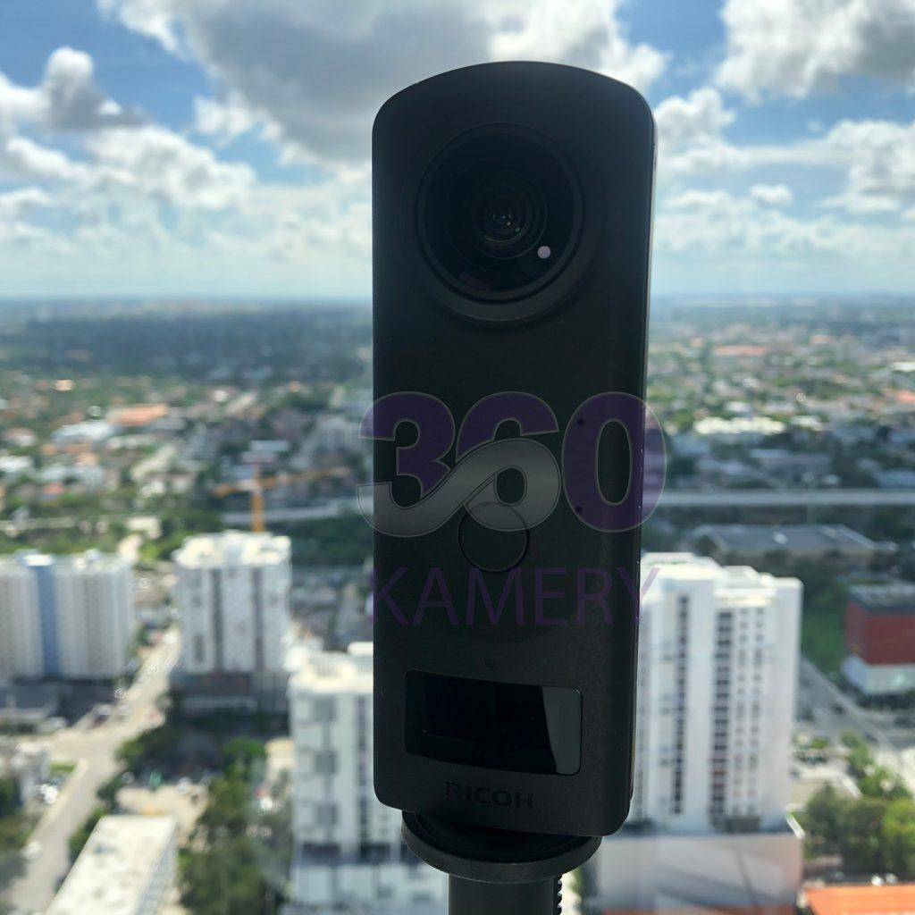Theta Z1 - 360 kamera